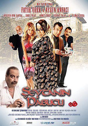 Seytanin Papucu - Teufelswerk (Kino) 2008