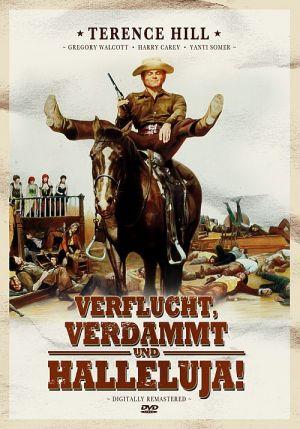 Verflucht, verdammt und Halleluja!, E poi lo chiamarono il magnifico (DVD) 1972