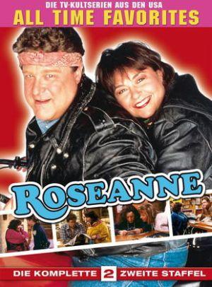 Roseanne, 2. Staffel (DVD) 1988-1997