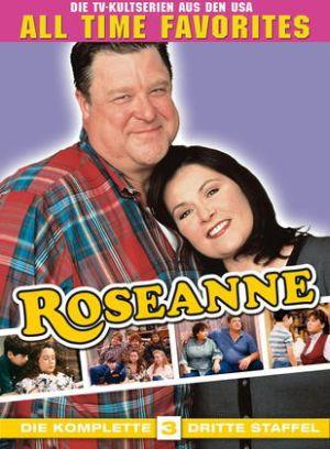 Roseanne, 3. Staffel (DVD) 1988-1997