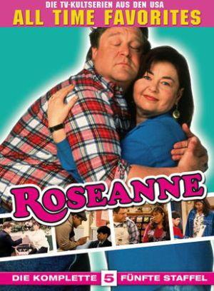 Roseanne, 5. Staffel (DVD) 1988-1997