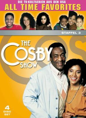The Cosby Show, 3. Staffel (DVD) 1984-1992