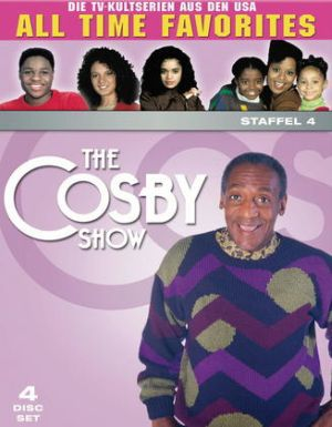 The Cosby Show, 4. Staffel (DVD) 1984-1992
