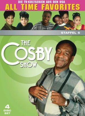 The Cosby Show, 5. Staffel (DVD) 1984-1992