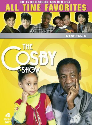 The Cosby Show, 6. Staffel (DVD) 1984-1992