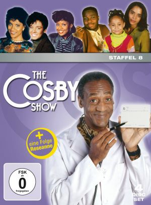 The Cosby Show, 8. Staffel (DVD) 1984-1992