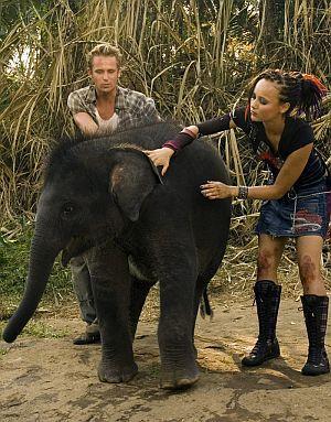 Zoorangers in India (szene) 2006