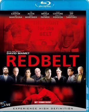 Redbelt (Leih Blu ray)  2007