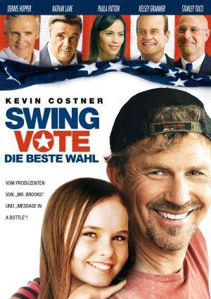 Swing Vote - Die beste Wahl (DVD) 2008