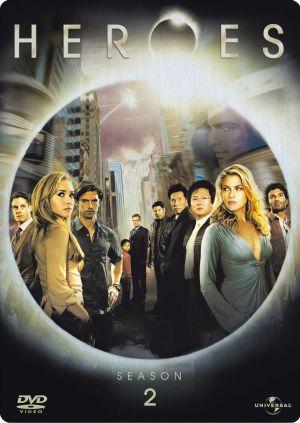 Heroes, Season 2 (DVD) 2006-