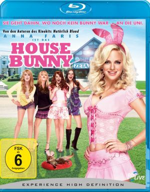 House Bunny (Blu ray) 2008