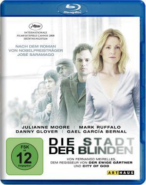 Die Stadt der Blinden (Blu ray) 2008