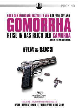 Gomorrha - Reise in das Reich der Camorra, Buch & Film Edition (DVD) 2008
