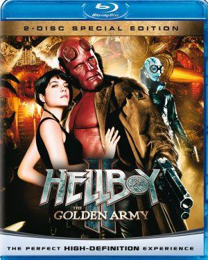 Hellboy II - Die goldene Armee (Blu ray) 2008