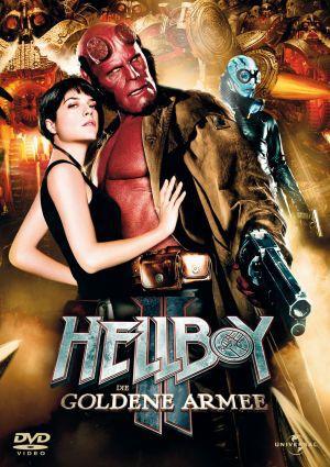 Hellboy II - Die goldene Armee (DVD) 2008