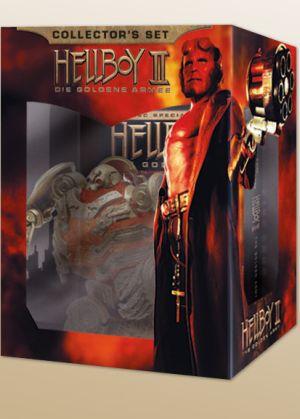 Hellboy II - Die goldene Armee, Collector's Set (DVD) 2008