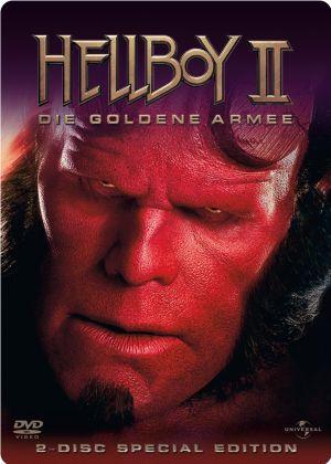 Hellboy II - Die goldene Armee, Steelbook Edition (DVD) 2008