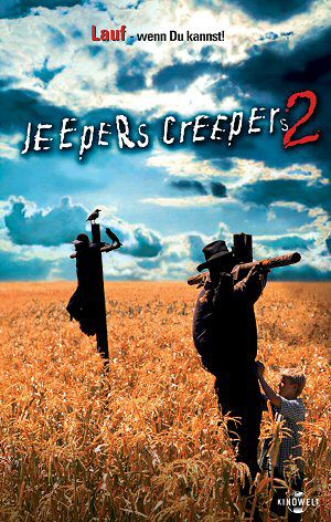 Jeepers Creepers 2 (VHS)