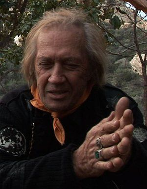 Absolute Evil, David Carradine (Szene) 2008