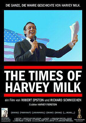 The Times of Harvey Milk (Kino) 1985