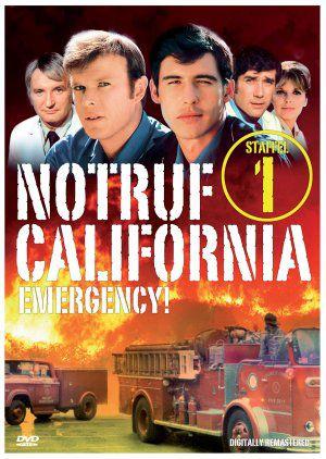 Notruf California - Staffel 1 (DVD) 1972-1979
