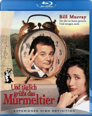 Und täglich grüßt das Murmeltier (Blu ray) 1993