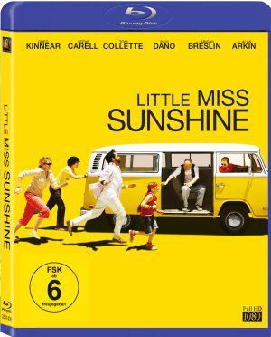 Little Miss Sunshine (Blu ray) 2007