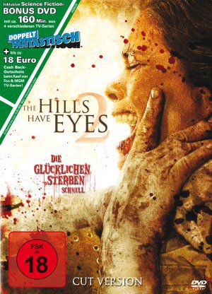 The Hills have Eyes II, Cut Version (DVD) 2007