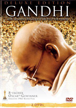 Gandhi (DVD) 1982