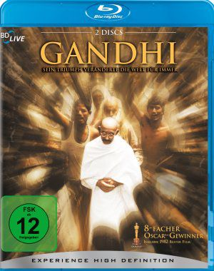 Gandhi (Blu ray) 1982