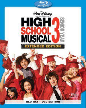 High School Musical 3: Senior Year (Blu ray) 2008