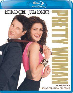 Pretty Woman (Blu ray) 1989