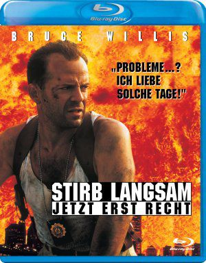Stirb langsam - Jetzt erst recht (Blu ray) 1995