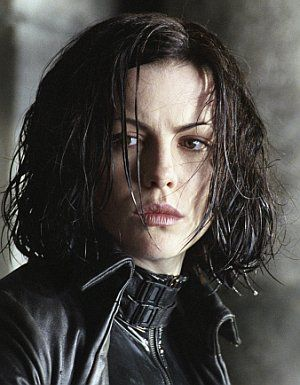 "Kate Beckinsale in ""Underworld"""