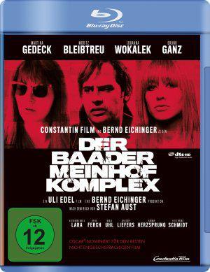 Der Baader Meinhof Komplex (Blu ray) 2008