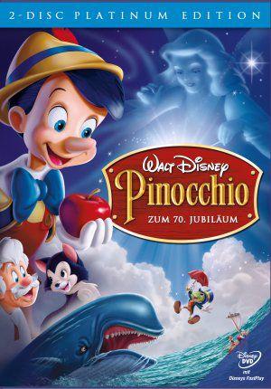 Pinocchio (DVD) 1940