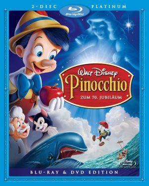 Pinocchio (Blu ray) 1940
