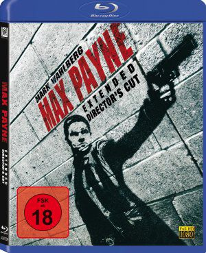 Max Payne, Extended Director's Cut (Blu ray) 2008