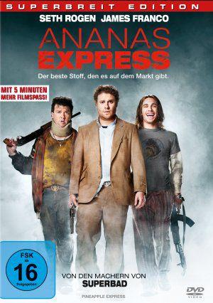 Ananas Express (DVD) 2008