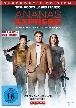 Ananas Express (Leih DVD) 2008