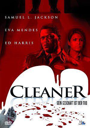Cleaner - Sein Geschäft ist der Tod (DVD) 2007
