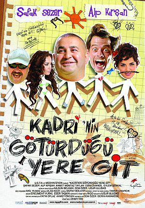 Folge Kadri, nicht deinem Herzen (Kino) 2009