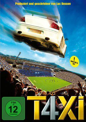 Taxi 4 (DVD) 2007