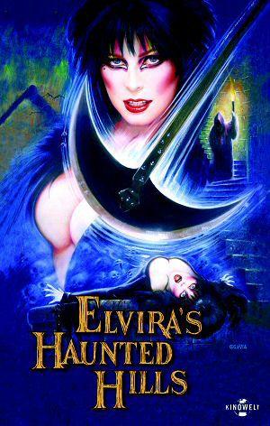 Elvira's Haunted Hills (Kino) engl 2001
