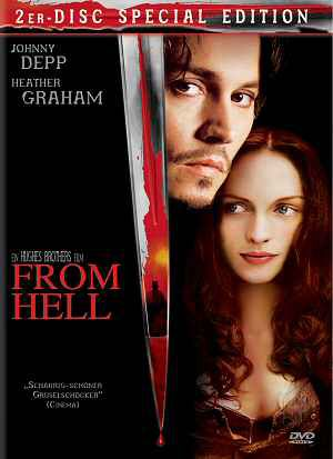 From Hell Kino (DVD)