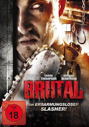 Brutal - Ein erbarmungsloser Slasher! (DVD) 2007