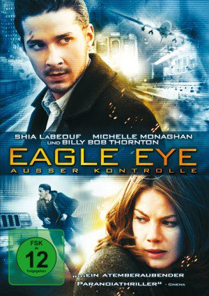 Eagle Eye - Ausser Kontrolle (DVD) 2008