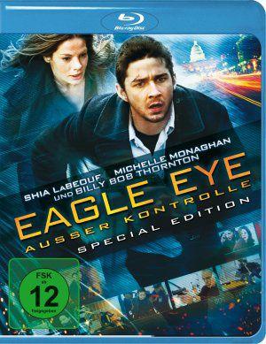 Eagle Eye - Außer Kontrolle (Blu ray) 2008