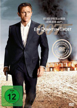James Bond 007: Ein Quantum Trost (Leih DVD) 2008
