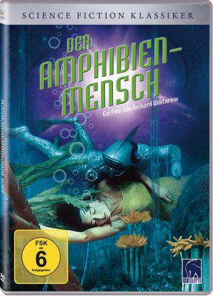 Der Amphibienmensch (DVD) 1962